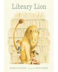 book cover of Library Lion